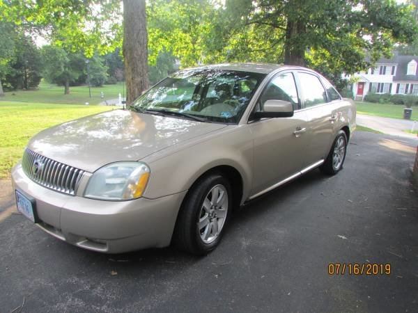 Picture of 2007 Mercury Montego Premier