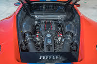 Picture of 2019 Ferrari 488 Pista RWD, engine, gallery_worthy