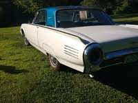 1961 Ford Thunderbird Picture Gallery
