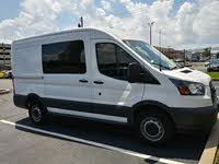 Picture of 2016 Ford Transit Cargo 250 3dr SWB Medium Roof with Sliding Passenger Side Door, exterior, gallery_worthy