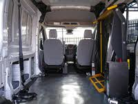 Picture of 2016 Ford Transit Cargo 250 3dr SWB Medium Roof with Sliding Passenger Side Door, interior, gallery_worthy