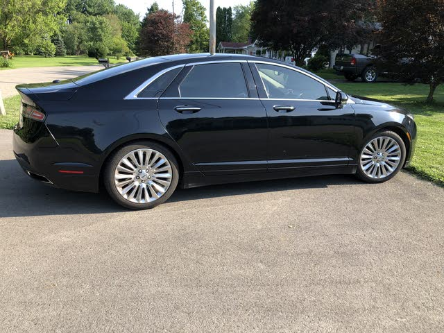 Picture of 2016 Lincoln MKZ Black Label FWD, exterior, gallery_worthy
