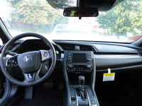 Picture of 2019 Honda Civic Hatchback LX FWD with Honda Sensing, interior, gallery_worthy