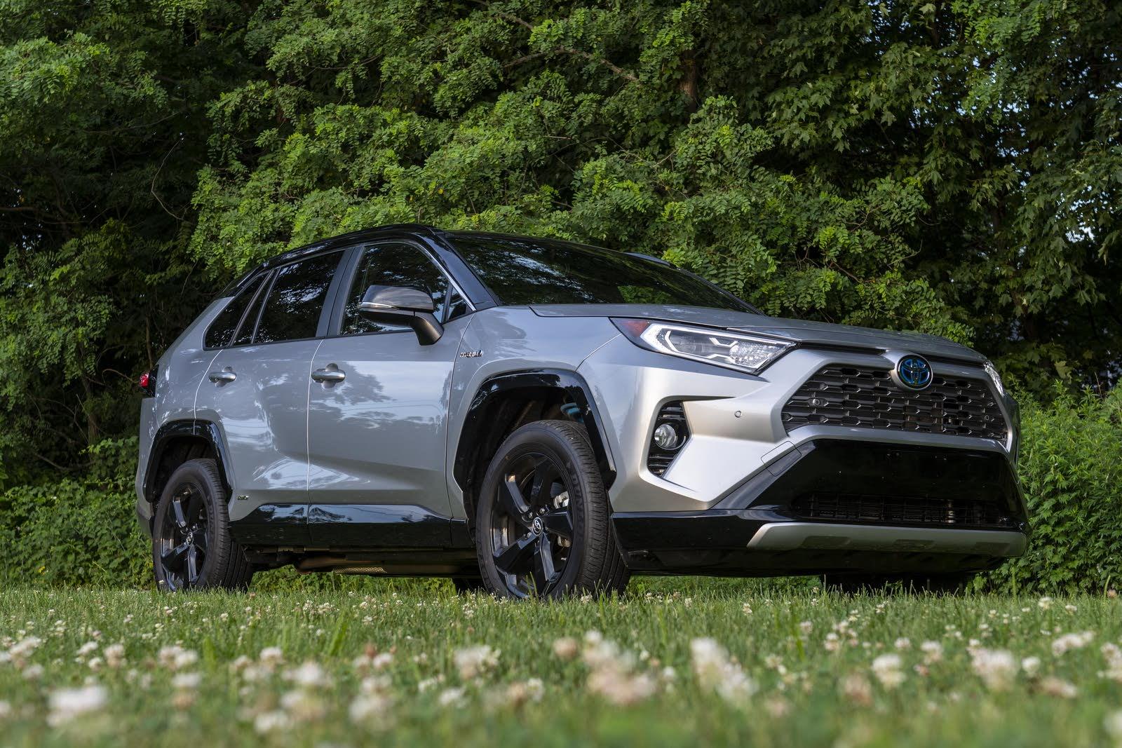 2019 Toyota Rav4 Hybrid Overview Cargurus