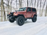 Picture of 2014 Jeep Wrangler Sahara, gallery_worthy