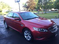 Picture of 2010 Ford Taurus SEL AWD, exterior, gallery_worthy
