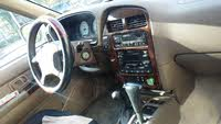 Picture of 2000 Nissan Pathfinder LE 4WD, interior, gallery_worthy