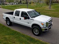 Picture of 2016 Ford F-250 Super Duty XLT Crew Cab 4WD, exterior, gallery_worthy