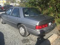 Picture of 1996 Chevrolet Corsica Sedan FWD, exterior, gallery_worthy