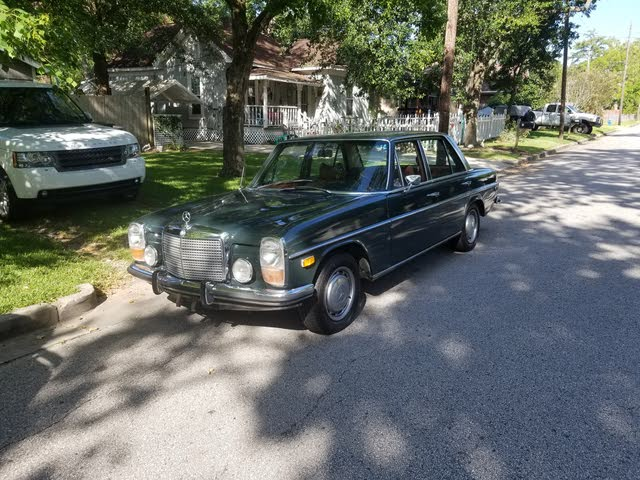 Picture of 1972 Mercedes-Benz 220, exterior, gallery_worthy