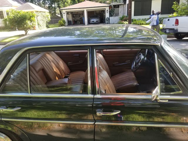 Picture of 1972 Mercedes-Benz 220, interior, gallery_worthy