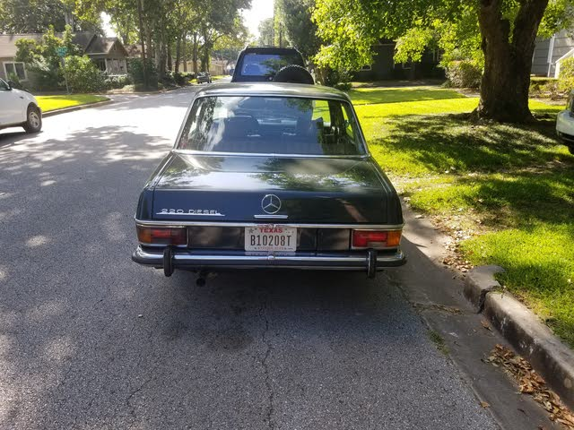 Picture of 1972 Mercedes-Benz 220