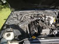 Picture of 1997 Toyota Land Cruiser 40th Anniversary Limited 4WD, engine, gallery_worthy