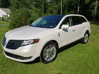 Picture of 2018 Lincoln MKT Reserve AWD, exterior, gallery_worthy