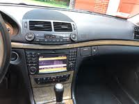 Picture of 2009 Mercedes-Benz E-Class E 550 Sport, interior, gallery_worthy