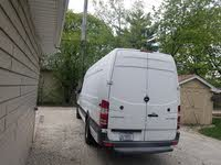 Picture of 2014 Mercedes-Benz Sprinter Cargo 2500 170 High Roof Extended RWD, exterior, gallery_worthy