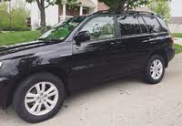 Picture of 2007 Toyota Highlander Hybrid Base AWD, exterior, gallery_worthy