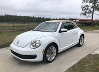 Picture of 2015 Volkswagen Beetle 1.8T Convertible with Sound and Navigation, exterior, gallery_worthy