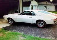 1969 AMC AMX Picture Gallery