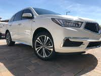 2019 Acura MDX Hybrid Sport Overview