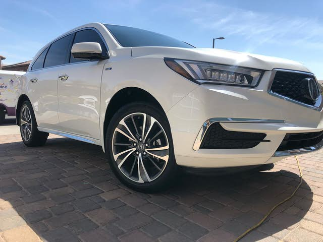 Picture of 2019 Acura MDX Hybrid Sport SH-AWD with Technology Package