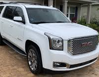 Picture of 2017 GMC Yukon XL 1500 SLT 4WD, exterior, gallery_worthy