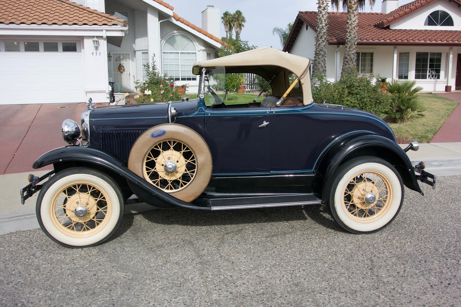 Ford Model A Questions Vin Registered At Dmv California Not