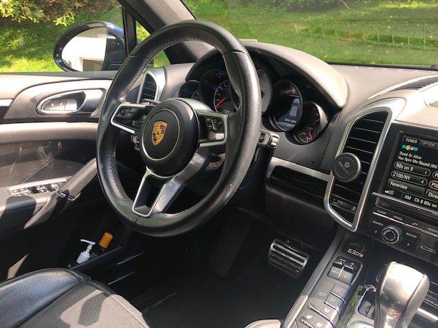 2016 Porsche Cayenne Interior Pictures Cargurus