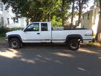 Picture of 2000 GMC Sierra 2500 2 Dr SL 4WD Standard Cab LB HD, exterior, gallery_worthy