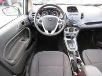 Picture of 2018 Ford Fiesta SE Hatchback, interior, gallery_worthy