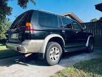 Picture of 2001 Mitsubishi Montero Sport XLS 4WD, exterior, gallery_worthy