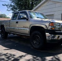 Picture of 2001 GMC Sierra 2500HD 4 Dr SLE 4WD Extended Cab LB HD, exterior, gallery_worthy