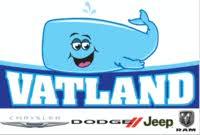 Vatland Chrysler Jeep Dodge RAM logo