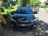 Picture of 2016 Chevrolet Sonic LT Sedan FWD, exterior, gallery_worthy