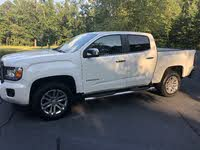 Picture of 2015 GMC Canyon SLT Crew Cab, exterior, gallery_worthy