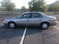 Picture of 1997 Buick Century Custom Sedan FWD, exterior, gallery_worthy