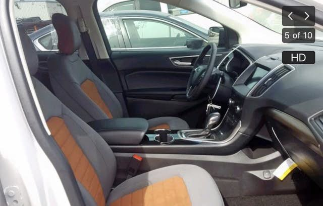 Picture of 2018 Ford Edge SEL, interior, gallery_worthy