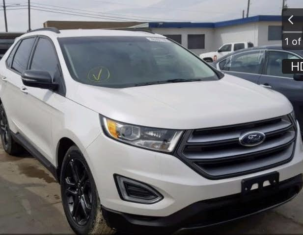 Image de 2018 Ford Edge SEL