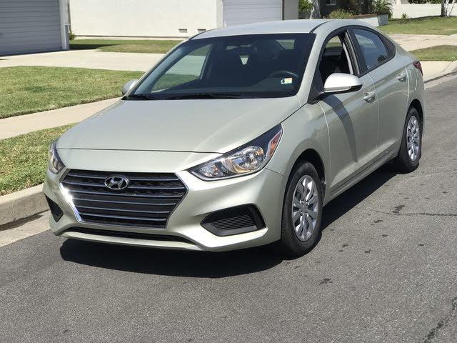 Image de 2019 Hyundai Accent SE Sedan FWD