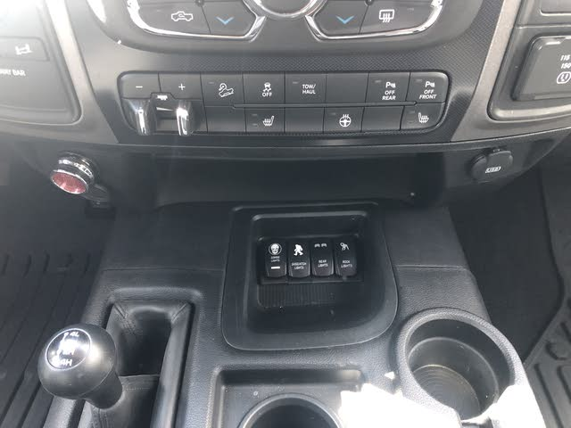 Picture of 2018 Ram 2500 Power Wagon Crew Cab 4WD, interior, gallery_worthy