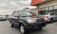 Picture of 2007 Hyundai Tucson SE 4WD, exterior, gallery_worthy