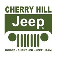 Cherry Hill Dodge Chrysler Jeep RAM logo