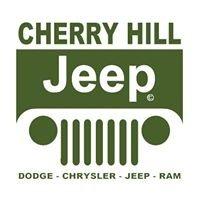 Cherry Hill Dodge Chrysler Jeep RAM logo