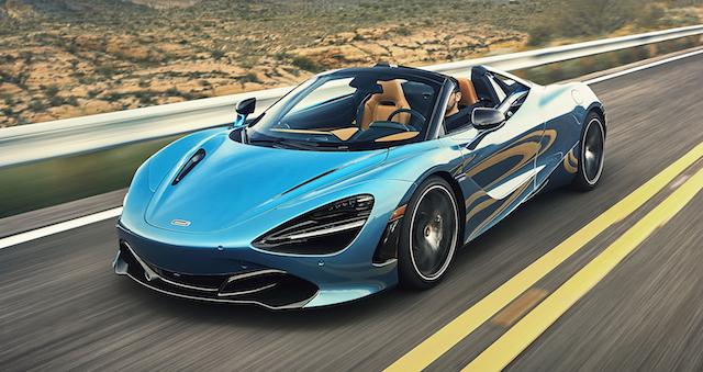 2020 McLaren 720S, exterior, manufacturer, gallery_worthy