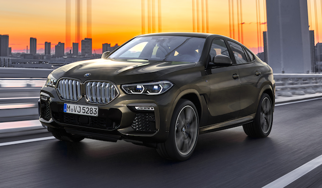 BMW X6 - Overview - CarGurus