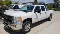Picture of 2014 Chevrolet Silverado 3500HD Work Truck Crew Cab LB RWD, exterior, gallery_worthy