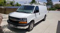 Picture of 2016 Chevrolet Express Cargo 2500 RWD with Paratransit, exterior, gallery_worthy