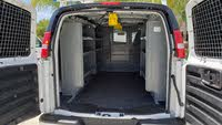Picture of 2016 Chevrolet Express Cargo 2500 RWD with Paratransit, interior, gallery_worthy