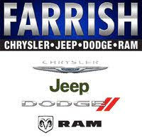 Farrish Chrysler Jeep Dodge Ram logo