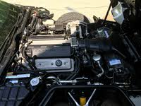 Picture of 1992 Chevrolet Corvette Convertible RWD, engine, gallery_worthy